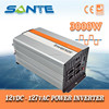 China Manufacturer DC12V to AC110-240V 3000W modified sine wave power inverter