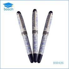 High class branded luxury gift chinese Facial Masks porcelain pen