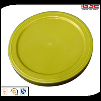 Pet food cans plastic PP cover