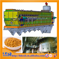 100-200TPD soybean oil manufacturing process,compective price cold pressed oil extraction machine