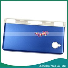 Aluminum Video Game Case For DSi NDSi Deep Blue