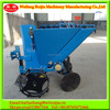 New design farm machinery fertilizer and Planting potato seeder machine used two wheel diesel engine mini walking tractor