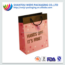 Alibaba china birthday paper bag hot new products for 2015