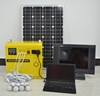 Plant 500w portable solar power system