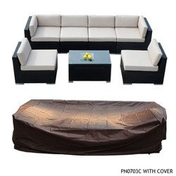 removable sofa set covers,wind resistant fancy custom furniture covers