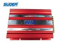 Suoer Professional Stereo Power Audio Amplifier 2 Channels Stereo 1000 watt Car Amplifier