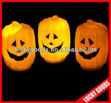 top quality halloween pumpkin shaped lamp