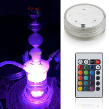 Plastic Battery Operated Shisha&hookah Light Base For Costume Decoration