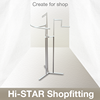 clothes rack shop fittings retail shop fittings for clothes shop