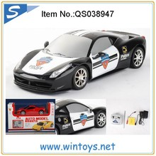 1:16 rc model cars 4channel radio control toy with light
