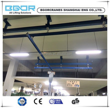 New condition Lightweight Combination Suspension Crane Machine with CE for sale