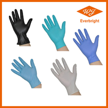 DISPOSABLE NITRILE GLOVE POWDER FREE