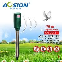 Aosion ultrasonic groundhog repellent