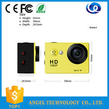 1080p FULL HD Wide dynamic super night vision chips IMX32 car sonys dash cam with gps, g-sensor,back up camera input
