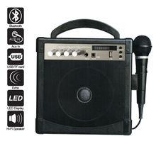 wireless pa system speaker bluetooth mini portable amplifier speaker wholesalebest karaoke speaker