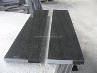 G684 Cheap Peal black indoor and outdoor tile