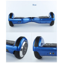 Top selling two wheel smart balance electric scooter china