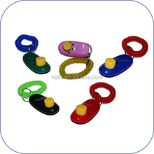 Colorful Fashion Dog Training E Clicker for Pet Puppy Indoor