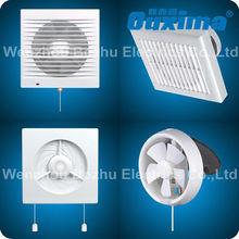 Wall Mounted Exhaust Fan 4 Inch,5 Inch,6 Inch,8 Inch Ventilation Fan