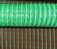agriculture hot selling reinforced plastic plant support net/pea and bean net