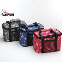 2015 Hot Sale New Style 600D Hot and Cold Cooler Bag
