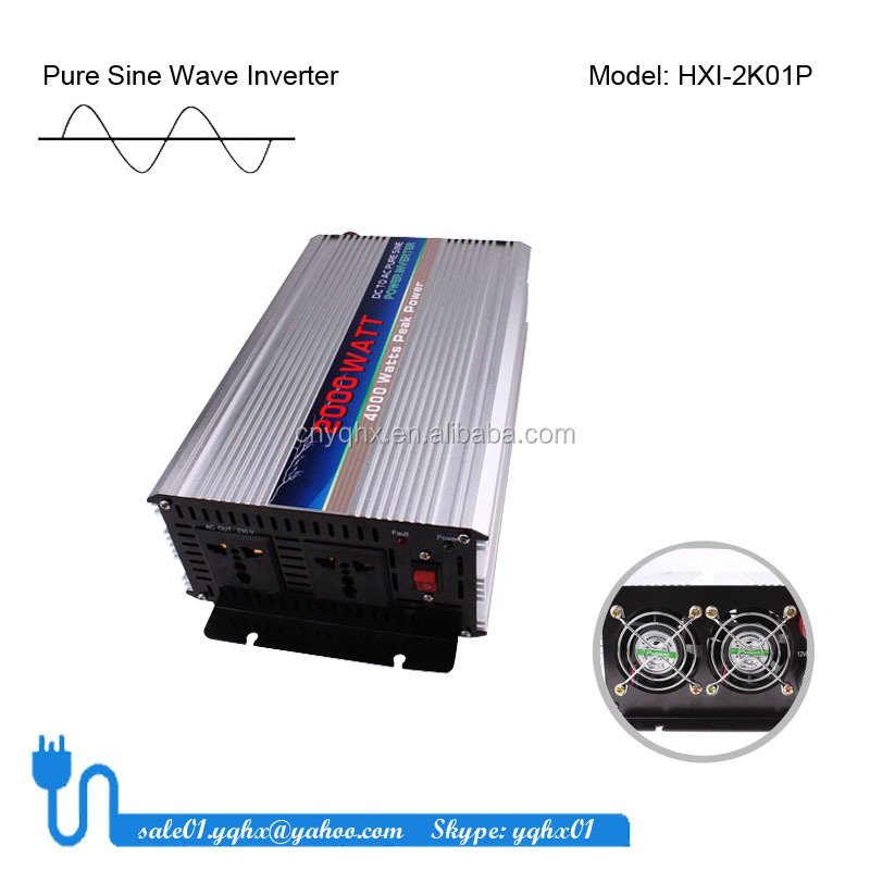 2k watt power ac motor motherboard dc-ac power ac car power cup inverter