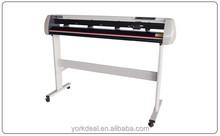 Freestanding 1350mm Automatic Contour Cutting Plotter/vinyl Cutter