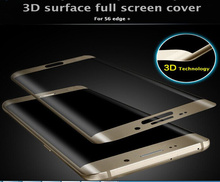 2015 Main Product Originality For S6 Edge Tempered Glass Screen Protector For S6 Edge
