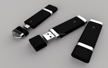 best gifts mini usb flash drive TYPE C for partner with customized logo