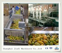 Mango juice processing machine,mango pulp manufacturing process,mango processing plant
