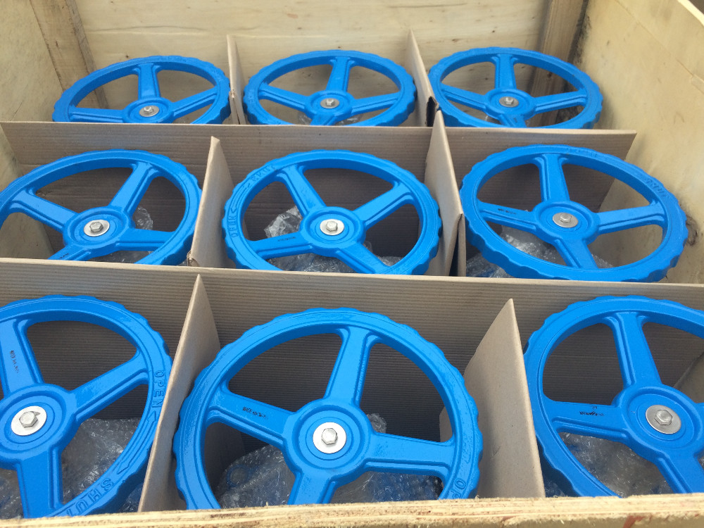 BS 5163 NRS Resilient wedge gate valve