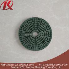 Diamond Resin Bond Wet Polishing Pads For Stone/Marle/Granite