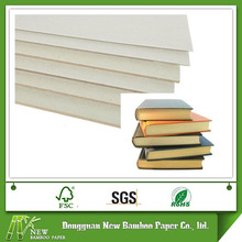 Super quality grey raw chip board for book binding