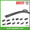 Wholesale Car Accessories Wiper Blades with 12 Adaptor Hoting Selling Blade in Euro Market