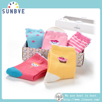 cotton socks for baby girl ankle socks from china manufacturers