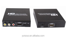 Factory direct electronics High quality Metal tv tuner box with hdmi & av output