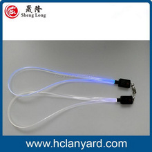 Most popular hot-sale led toys printed lanyard