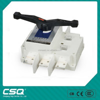 GLOG 100A 250A 400A 630A socomec manual switch