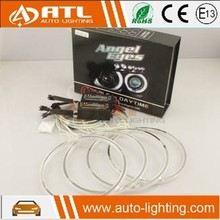Factory supply excellent cob led angel eyes ring for bmw e46