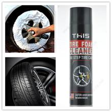 650ml Car Car Tire Foam Cleaner and Polish