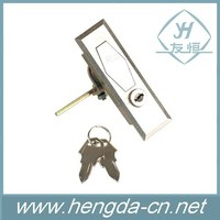 flush swing handle industrial cabinet electric panel lock
