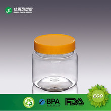 650ml christmas candy plastic container
