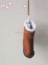 2015 High quality snow boots auto hanging car air freshener
