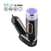 Bluetooth Car Kit FM Transmitter Handsfree MP3 Player Charger w/LED for iPhone