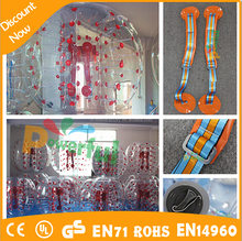 2015 New-style sport bubble football,inflatable bumper ball,bubble soccer for adult