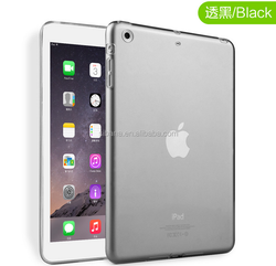 Tablet case Transparent Clear jelly tpu case for ipad air,for ipad 5 case,for ipad air case