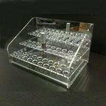 Factory supply acrylic rotating lipstick organizer/display stand/holder
