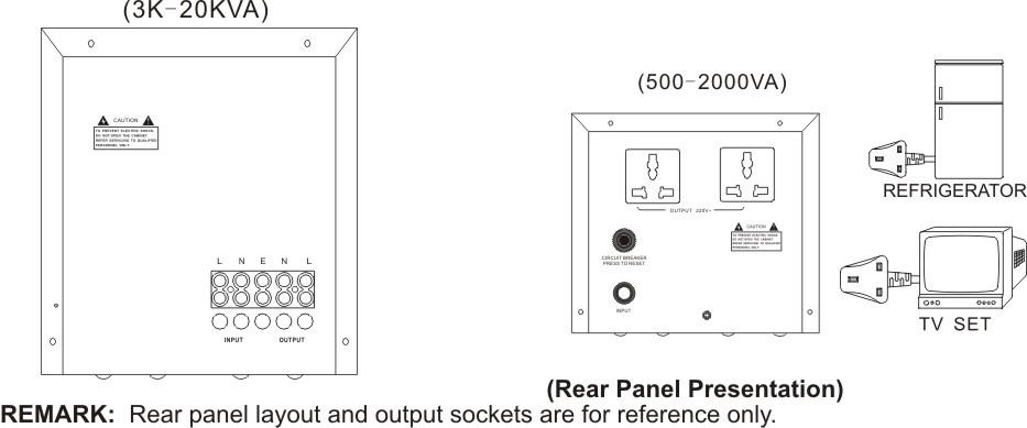 10kva V Guard Single Phase Voltage Stabilizer Buy 10kva
