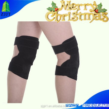 elastic high tech magnetic therapy tourmaline knee support