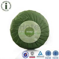 Tamarind Extract Herbal Skin Whitening Handmade Soap for Hotel